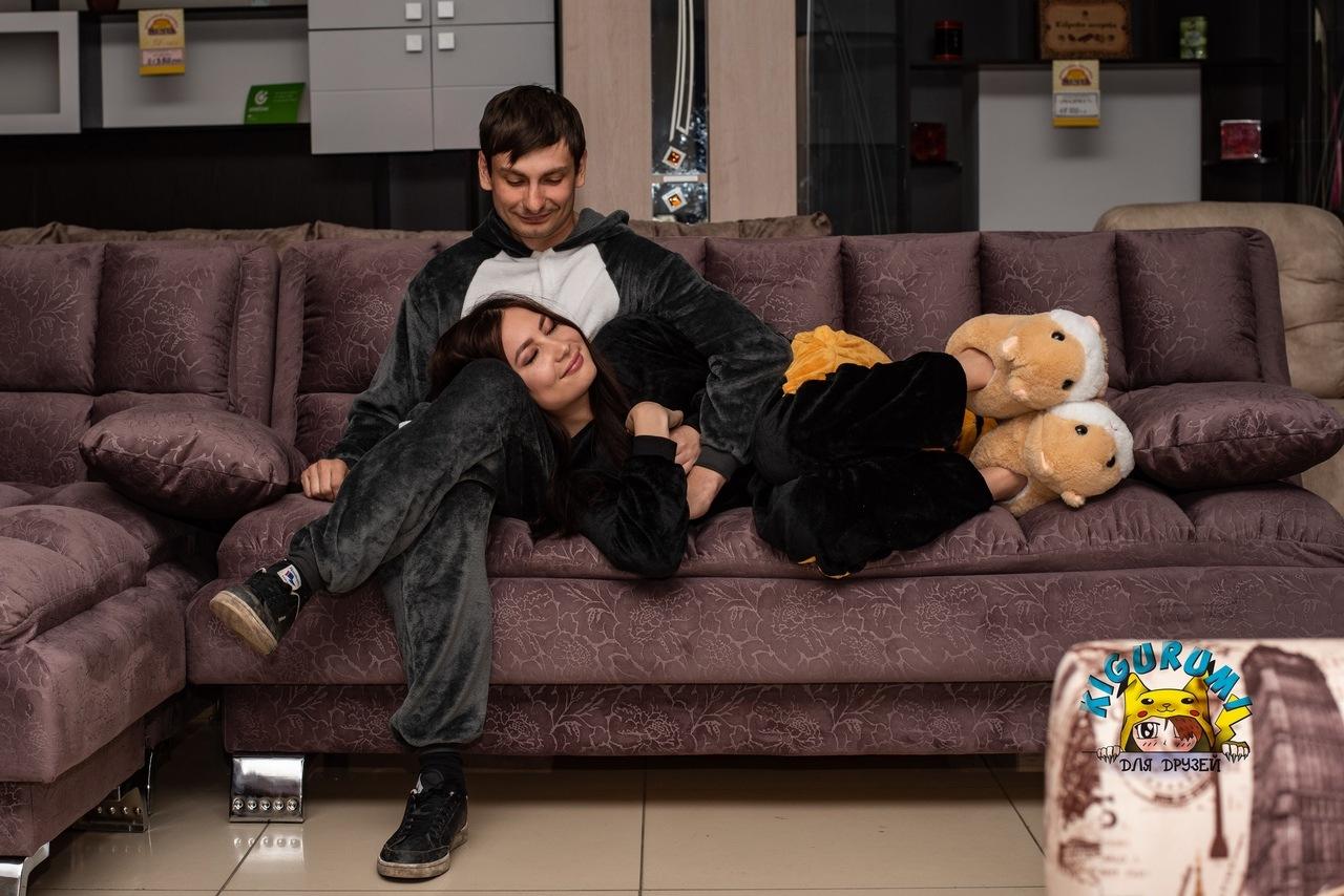 Кигуруми в Омске