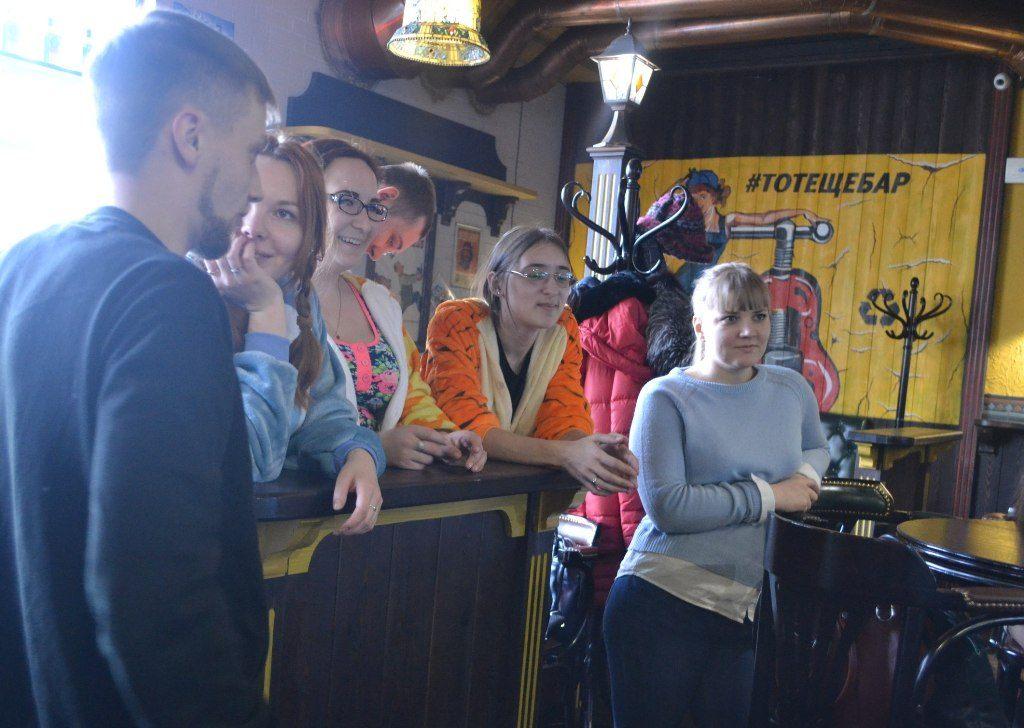 "Чемпионат по игре ""Крокодил"""