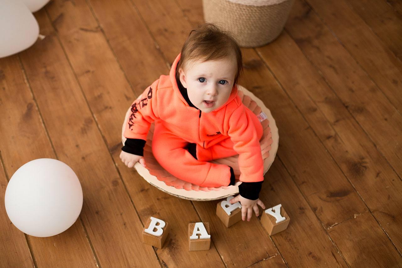 Малыш в кигуруми
